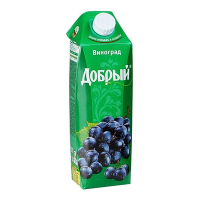 Добрый Виноград 1 л.