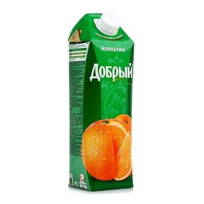 Добрый Апельсин 1 л.