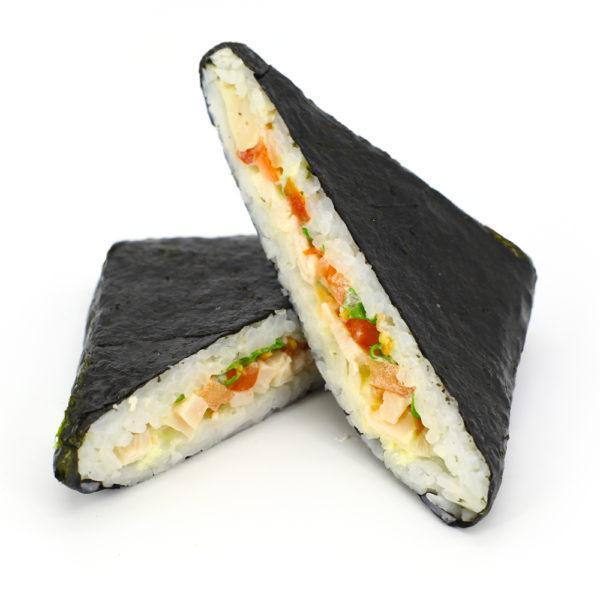 Суши-сэндвич с курицей