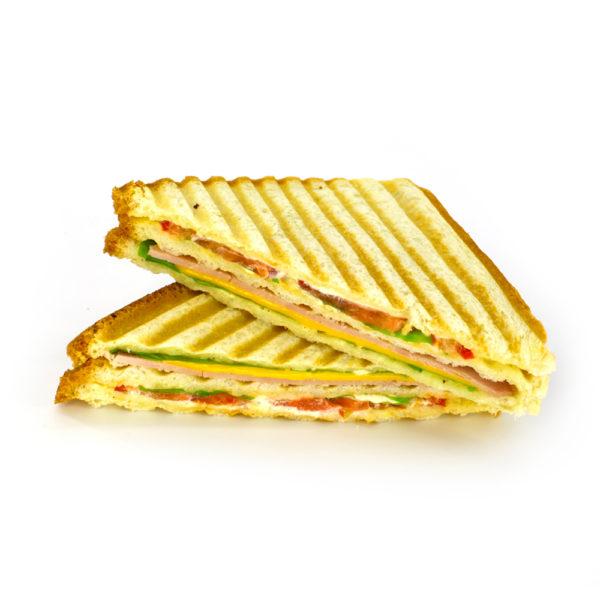 Клаб сэндвич с карбонадом